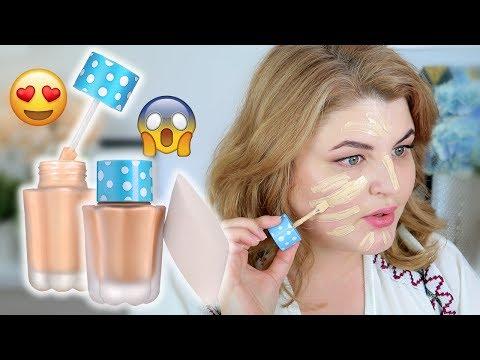 ТЕСТ-ДРАЙВ: BB крем Holika Holika Aqua Petit Jelly BB cream!