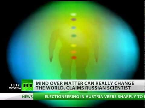 Mind over Matter: Secrets of human aura revealed by Russian