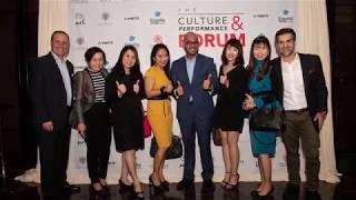 Culture & Performance Forum 2018, Bangkok, Thailand - Event Video Production