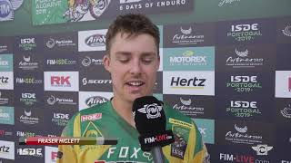 2019 FIM ISDE - Highlights - Day 1