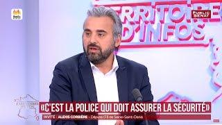 Alexis Corbière sur les manifestations du 26 mai