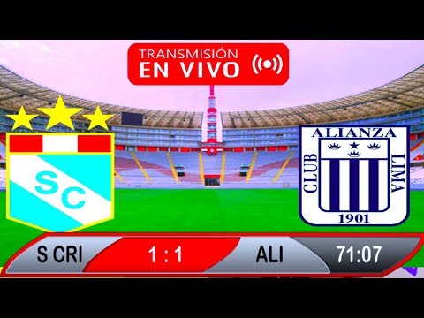 ALIANZA LIMA VS SPORTING CRISTAL EN VIVO from YouTube · Duration:  21 minutes