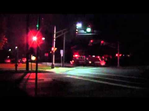 Maywood, NJ Engine 18 Responding 05-05-12