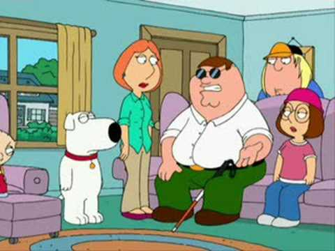 Watch family guy the blind side free online
