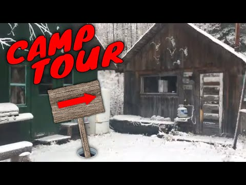 Hunting Camp Tour