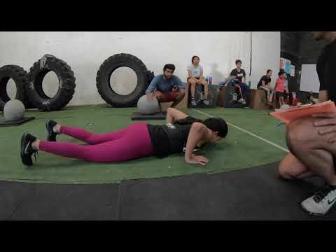 Once More CrossFit Competition Day - Best Box In Bangalore