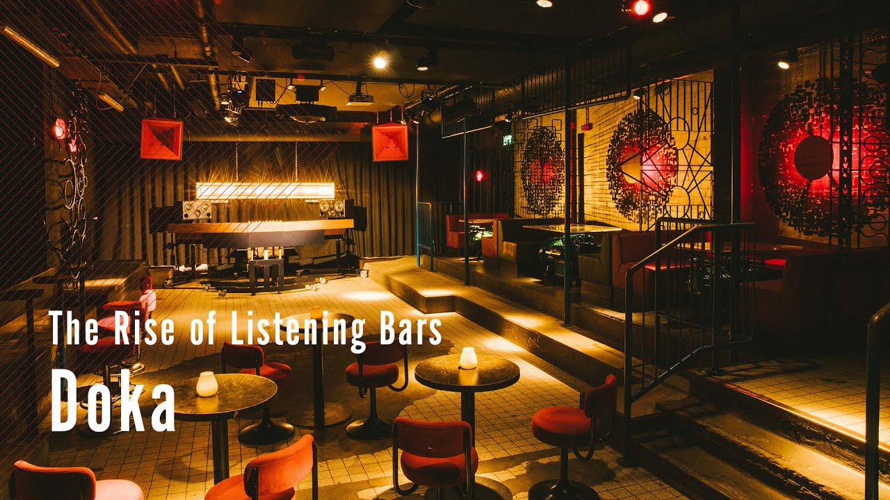 The Rise of listening bars: Doka | Resident Advisor x Asahi Super Dry