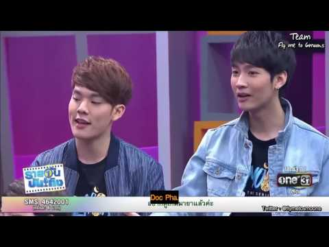 [Eng sub] 051017 'Daily Entertainment' TV show (2MoonsTheSeries-Thai BL series)