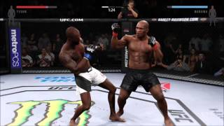EA Sports UFC 2 - Mike Tyson Gameplay (XboxONE HD) [1080p60FPS]