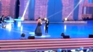 А.Пугачева на разогреве у Алишера - РВ 2012/13