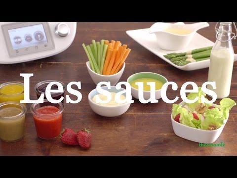 recette des sauces - thermomix ® tm5 fr - youtube