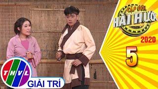 Cặp đôi hài hước Mùa 3 - Tập 5: Mong manh cuộc tình - Đông Hải, Việt Trang