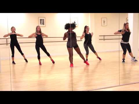 BUTTONS  Pussycat Dolls DeeVa Dance Cardio