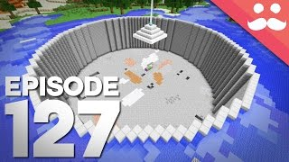 Hermitcraft 4: Episode 127 - NEW MEGA BASE!