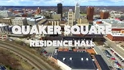 Quaker Square Residence Hall at The University of Akron Tour