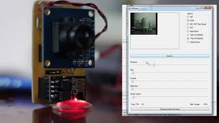 arducam esp32 uno mini camera demo tutorial