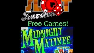 Midnight Matinee - Halloween Themed - Free Games