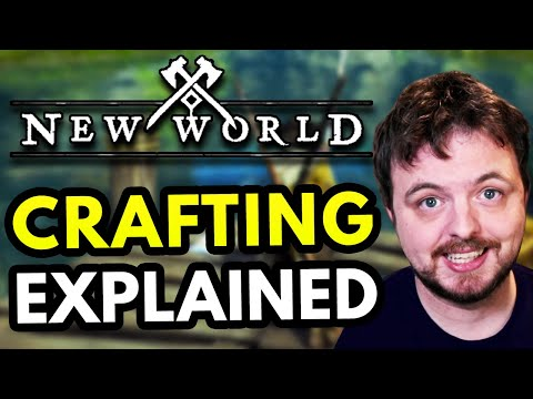 New World Crafting Profession Guide & Overview