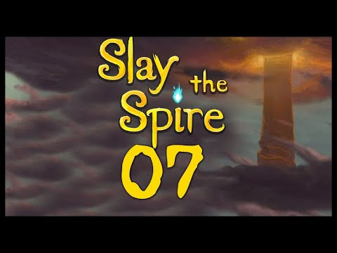Slay the Spire Gameplay Part 7 (Let's Play Walkthrough)