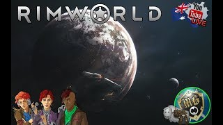 RimWorld 🌎 Can You Survive? Live Game Play (Part 1)