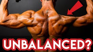 Fix Your Muscle Imbalance (3 SIMPLE FIXES!)