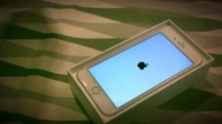 Unboxing iPhone 7 plus #lykke