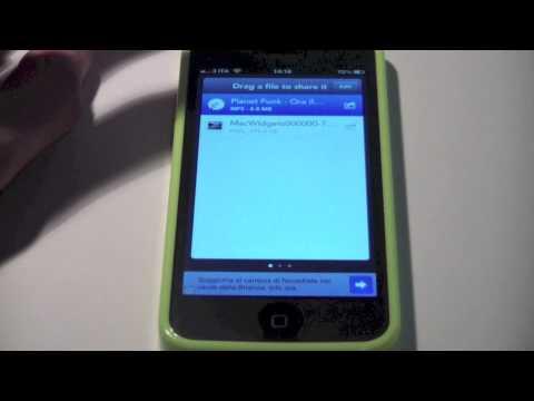 InstaShare Condividere i file su iPhone, iPad e Mac - Recensione