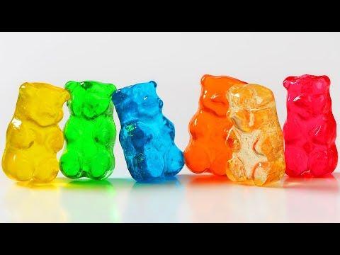 Gummy Bear Hacks | Easy DIY Dessert Recipes for the Weekend by So Yummy