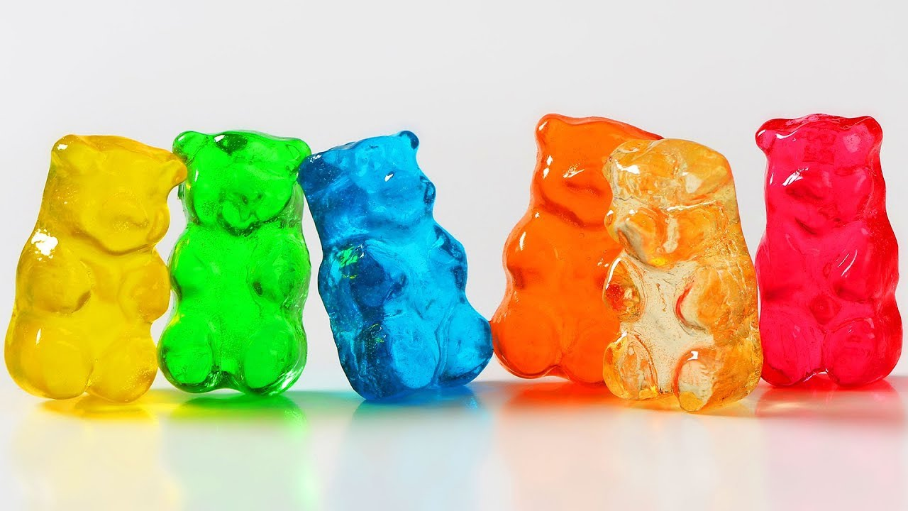 Gummy Bear Hacks | Easy DIY Dessert Recipes for the Weekend by So Yummy
