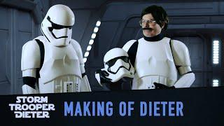 Wie man Star Wars zuhause auf 20 m² dreht | Stormtrooper Dieter
