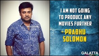 Prabhu solomon is about to stop production | Rubaai Audio launch