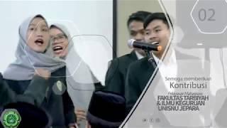 Pelepasan Mahasiswa Fakultas Tarbiyah Dan Ilmu Keguruan Unisnu Jepara 2019