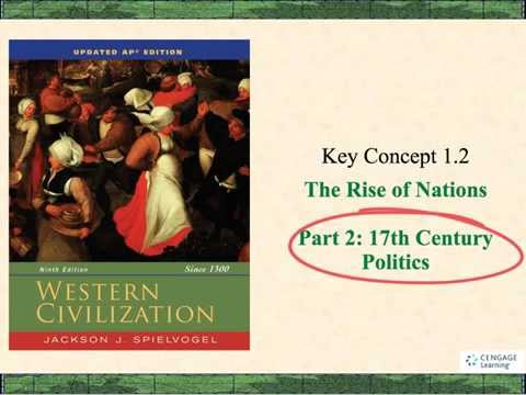 Absolutism and Constitutionalism: Lecture