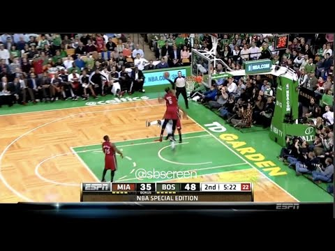 LeBron James' best dunk?