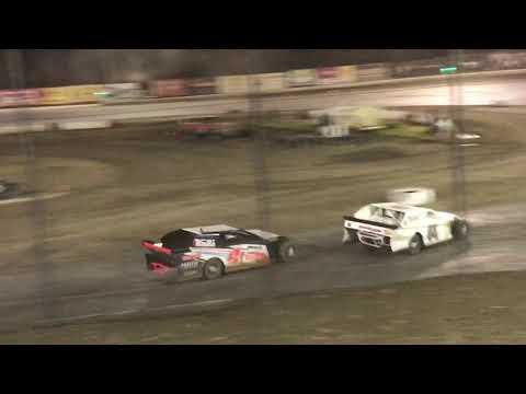 Garrett Jernagan Racing at Bakersfield Speedway 8-19-17