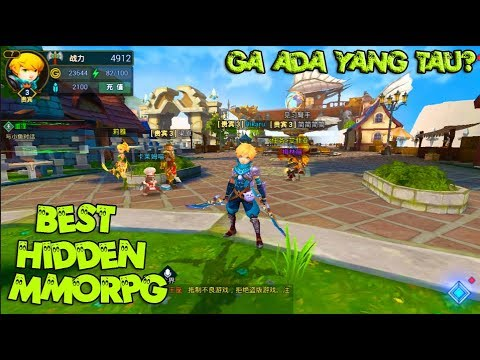 WOW! New Best MMORPG - THRONE OF ELVES Android Action MMO Game 精灵王座 - 동영상