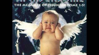 Thunderdome - The Megamix of Thunderdome 1-5  Teil 2