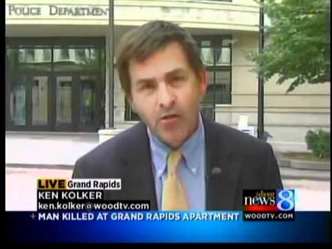 man killed at grand rapids apartment youtube