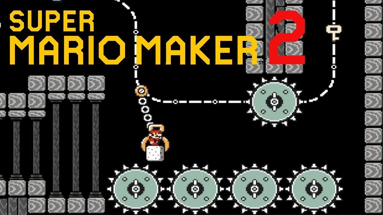 Die Liebe zu einem Stein - Super Mario Maker 2 - [25] [720p] [Switch]