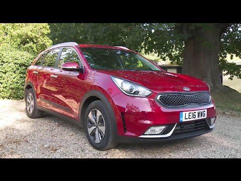 Kia Niro 2016 Video Review AutoeBid