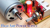 TA2003P Mini FM Receiver With LM386N Audio Amplifier - YouTube