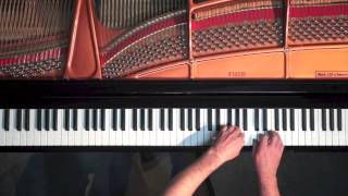 Fantasia on GREENSLEEVES by Vaughan Williams - PIANO SOLO