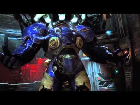 StarCraft II: Wings Of Liberty Movies 16 Bar Fight