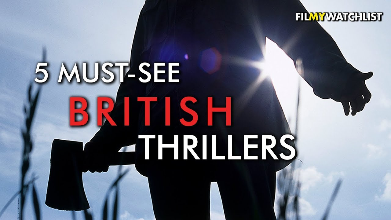 Download Five Must-See Films | British Thrillers