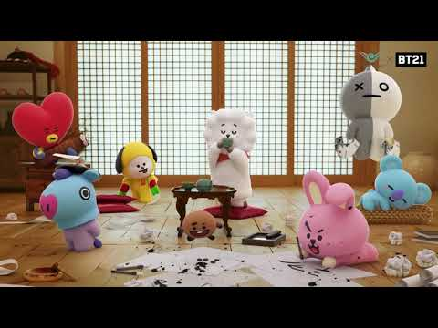 [IncheonAirport x BT21] EIGHT DELIGHTS OF TRANSFER _FULL VERSION