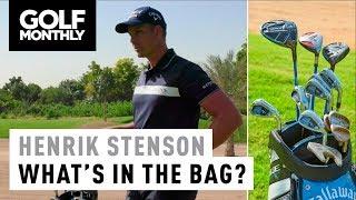 Henrik Stenson I 2018 What