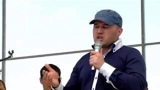 Заммэра Карачаевска выучил речь из фильма Аватар