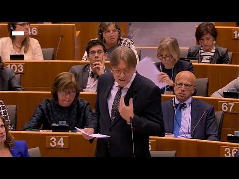 European Parliament slams UK offer to EU expats