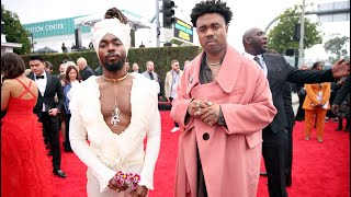 EarthGang interview at GRAMMYs 2020
