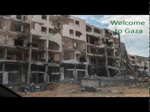 Gaza With Love.